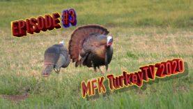 Turkey Hunt in Middle Tennessee Spring Gobbler Season 2020 MFK