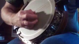 Banish Misfortune on Irish tenor banjo
