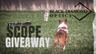 Scope GIVEAWAY – Coyote Dogging – Season 3 Episode 5