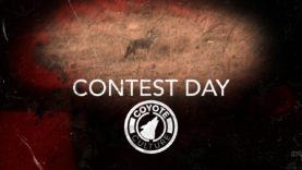 "Coyote Hunting, 3 Coyotes: CC Season 4 E13 ""Contest Day"""