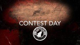 "Coyote Hunting, 3 Coyotes: CC Season 4 E13 ""Contest Day"""