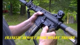 Franklin Armory BFSIII Binary Trigger