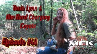 Torie Lynn and the Hard Charging Coyote Hunt S8:E40